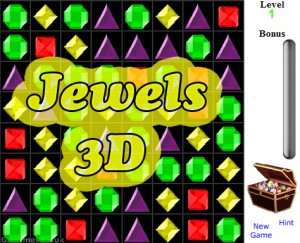 click to play Jewels 3D