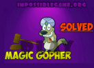Magic Gopher Game